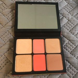Smashbox Ablaze face palette